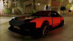 Nissan 240SX coupe para GTA San Andreas