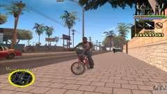 C-HUD para el Gobierno para GTA San Andreas