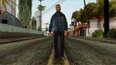 Police Skin 13 para GTA San Andreas