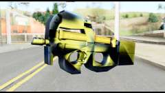 P90 from Metal Gear Solid para GTA San Andreas