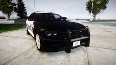Dodge Charger 2013 County Sheriff [ELS] v3.2 para GTA 4