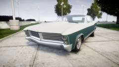 GTA V Albany Buccaneer paint1 para GTA 4