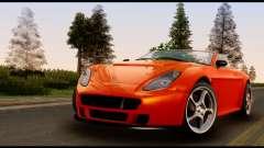 GTA 5 Dewbauchee Rapid GT Cabrio [IVF]