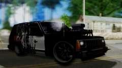 Jeep Mini-Truck para GTA San Andreas