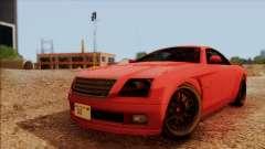 Schyster Fusilade Sport 1.0 (HQLM) para GTA San Andreas