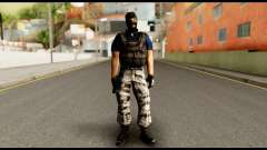 Counter Strike Skin 2 para GTA San Andreas