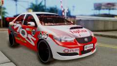 Toyota Vios TRD Racing v2