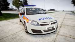 Vauxhall Astra 2010 Police [ELS] Whelen Liberty