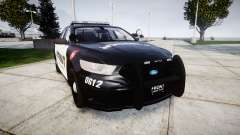 Ford Taurus 2013 Georgia Police [ELS]