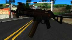 UMP9 from Battlefield 4 v1 para GTA San Andreas
