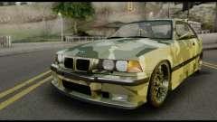BMW M3 E36 Camo Drift