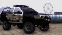 Jeep Grand Cherokee 1999 Sheriff
