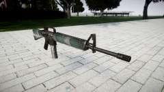 El rifle M16A2 varsovia