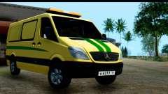 Mercedes-Benz Sprinter Colección De Rusia para GTA San Andreas