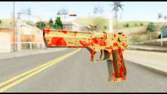 Desert Eagle with Blood para GTA San Andreas