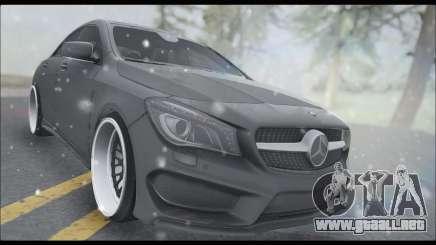 Mercedes Benz CLA 250 2014 para GTA San Andreas