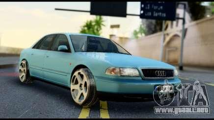 Audi A8 2002 para GTA San Andreas