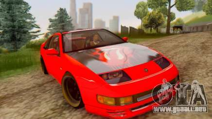 Nissan 300XZ The Rolling para GTA San Andreas