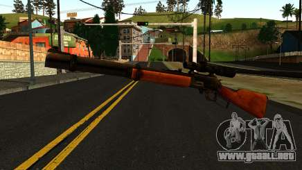 Marlin Model 1895 from Gotham City Impostors para GTA San Andreas