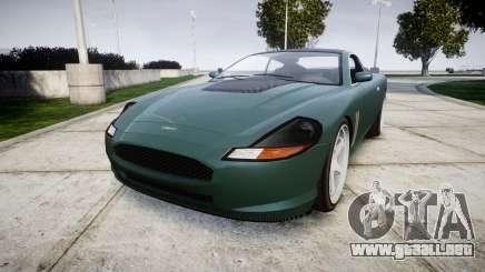 Dewbauchee Super GTR para GTA 4