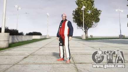 Ropa Americana dictador para GTA 4