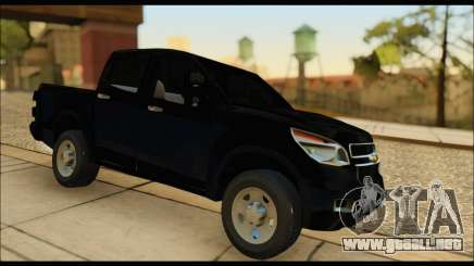 Chevrolet S10 LS 2013 para GTA San Andreas