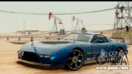 New ZR-350 (ZR-380) v1.0 para GTA San Andreas