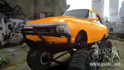 Moskvich 412 Monstruo para GTA 4