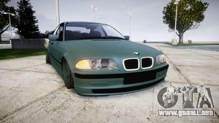 BMW E46 M3 2000 para GTA 4