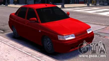 De los FLOREROS 2110 para GTA 4