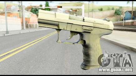 New Pistol para GTA San Andreas
