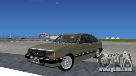 Chevrolet Chevette Hatch para GTA San Andreas