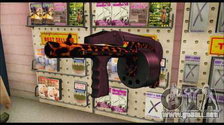 Leopardo Combat para GTA San Andreas