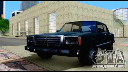 Cuatro Feltzer para GTA San Andreas