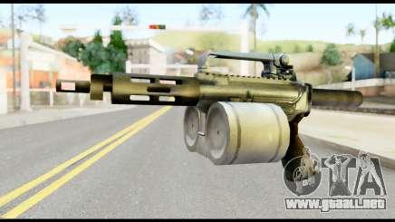 Patriot from Metal Gear Solid para GTA San Andreas