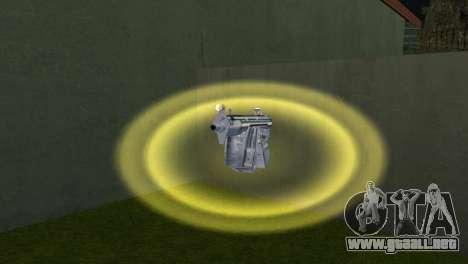 Mp5 Short para GTA Vice City tercera pantalla