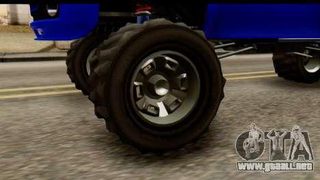 GTA 5 Vapid Sandking XL IVF para la visión correcta GTA San Andreas