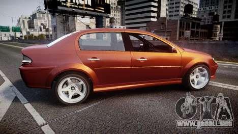 Declasse Premier Sport R para GTA 4 left