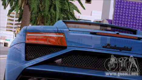 ClickClacks ENB V1 para GTA San Andreas twelth pantalla