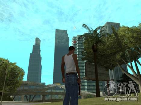 No Attaleia vista para GTA San Andreas