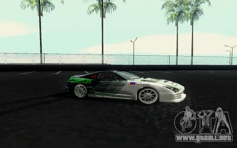 Toyota Supra VCDT para GTA San Andreas