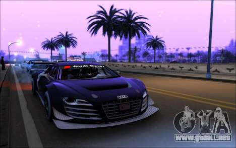 Whim NY ENB para GTA San Andreas segunda pantalla