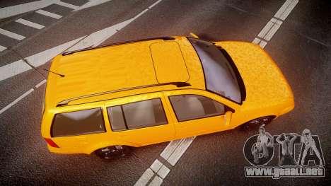 Volkswagen Golf Mk4 Variant para GTA 4 visión correcta