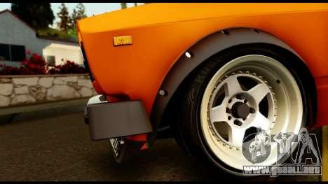 VAZ 2105 JDM para visión interna GTA San Andreas