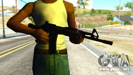 Fort 227 para GTA San Andreas tercera pantalla