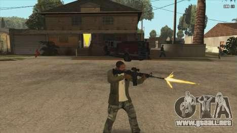 M4 из Killing Floor para GTA San Andreas segunda pantalla
