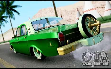 GAZ 24 Volga para GTA San Andreas left