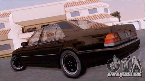 ClickClacks ENB V1 para GTA San Andreas undécima de pantalla