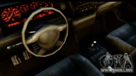 GTA 5 Vapid Sandking SWB para la visión correcta GTA San Andreas