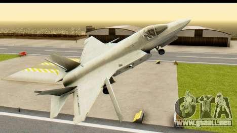 F-35B Lightning II Hatsune Miku Version para la visión correcta GTA San Andreas